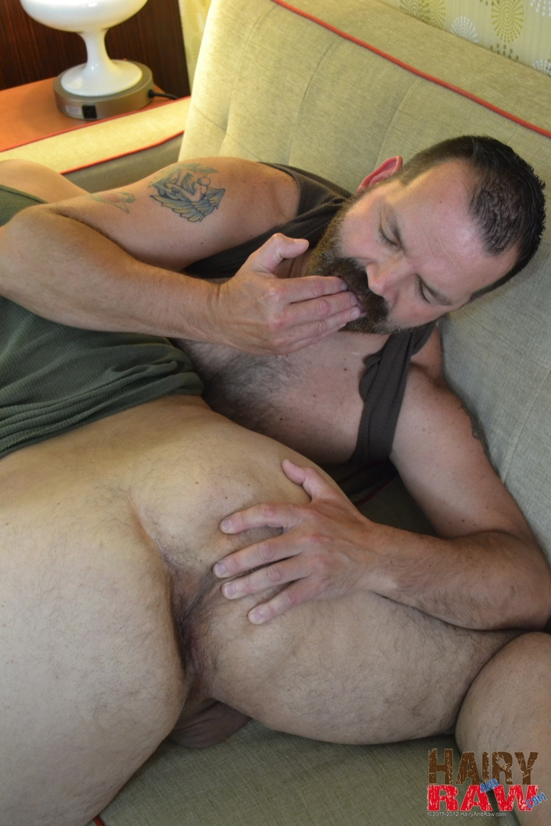 Hairy-and-Raw-James-Hunter-and-Rob-Hunter-chubs-05 Amateur Daddy and Boy Flip Fuck Each Others Hairy Chubby Asses