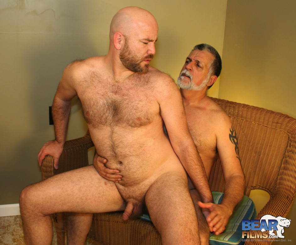 Bear Films Latin Wolf and Jose Lasano daddy fuck 09 Amateur Latin Daddy Bear Fucks His Younger Chubby Latin Cub