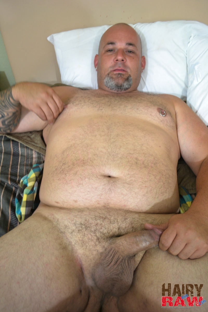 Hairy and Raw Joe Strong Chubby Guy Masturbating Jerk Off Amateur Gay Porn 08 Chubby Hairy Guy Waking Up From A Nap Jerks His Thick Cock