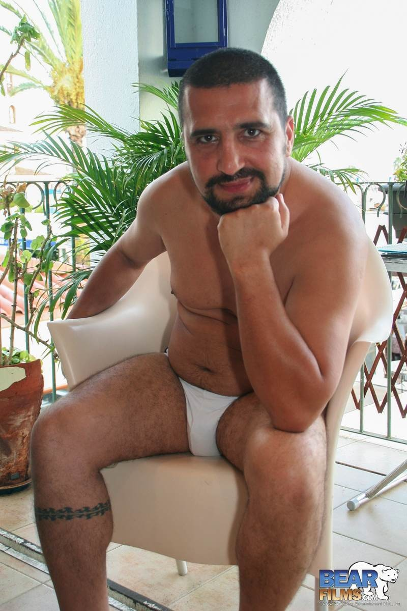 BearFilms-Bear-Spanish-Chubby-Bear-Orgy-and-Bukkake-Amateur-Gay-Porn-4 Amateur Spanish Chubby Bear Orgy and Bukkake!