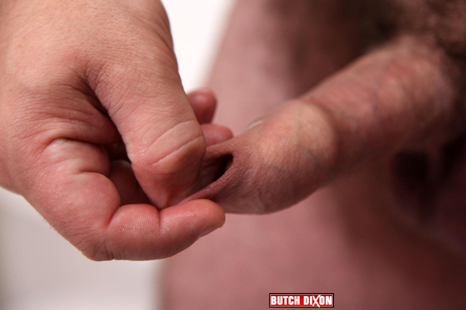 Butch-Dixon-Tommo-Hawk-Chubby-Hairy-Guy-Playing-With-Big-Uncut-Cock-Amateur-Gay-Porn-04 Hairy Chubby Bear Plays With His Thick Uncut Cock And Big Hairy Ass