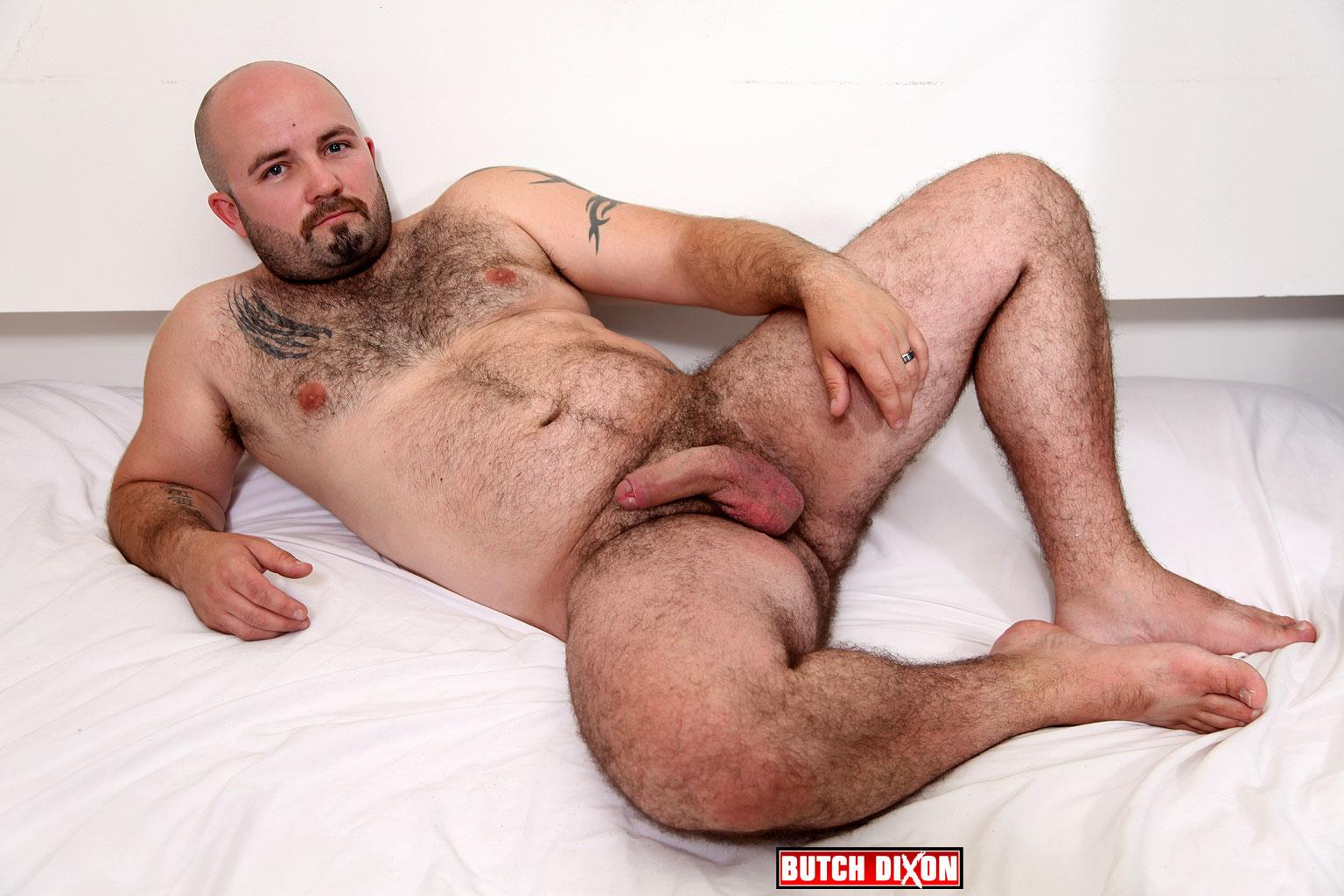 Butch Dixon Tommo Hawk Chubby Hairy Guy Playing With Big Uncut Cock Amateur Gay Porn 09 Hairy Chubby Bear Plays With His Thick Uncut Cock And Big Hairy Ass