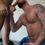 Amateurs Do It Andrew and Mark Hairy Chubby Muscle Tops Big Uncut Cocks Amateur Gay Porn 16 150x150 Amateur Aussie Bear and His Buddy Sucking Big Thick Uncut Cock