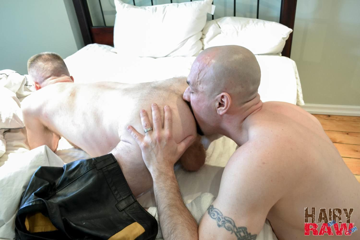 Hairy and Raw Troy Collins and CanaDad Masculine Hairy Daddies Fucking Bareback Amateur Gay Porn 11 Hairy Masucline Daddies Flip Flop Fucking Bareback