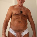 Hot Older Male Rex Silver Silver Daddy Hairy Old Daddy Jerking His Thick Hairy Cock Amateur Gay Porn 11 150x150 Hairy Chubby Daddy In Jock Strap Stroking His Thick Hairy Cock