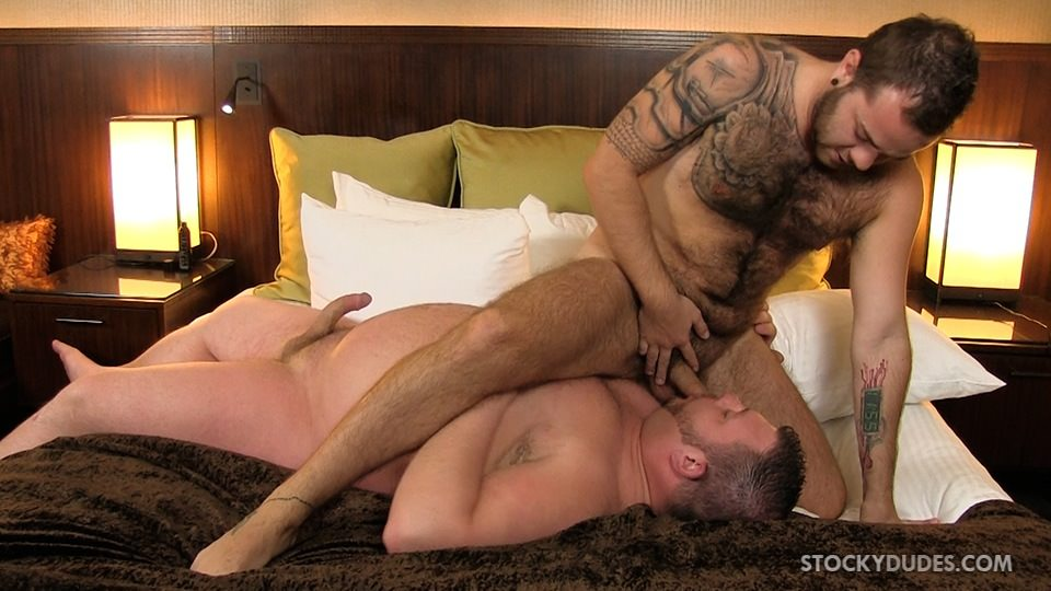 Stocky Dudes Colt Woods and Zeke Johnson Chubby Fat Guy Fucking A Hairy Cub Bareback 05 Chubby Guy With A Big Fat Cock Barebacks a Furry Cub