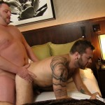 Stocky Dudes Colt Woods and Zeke Johnson Chubby Fat Guy Fucking A Hairy Cub Bareback 07 150x150 Chubby Guy With A Big Fat Cock Barebacks a Furry Cub
