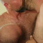 Bear Films Andrew Mason and Chef Bear and Sid Morgan Chubby Bears Threeway Bareback BBBH Amateur Gay Porn 03 150x150 Chubby Bear Boyfriends Hookup With Another Bareback Chub
