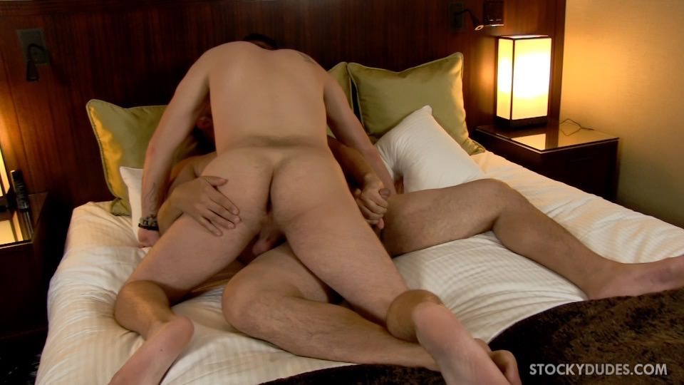 Stocky Dudes Craig Cruz and Scotty Chase Chaser Sucking A Chubby Guys Thick Cock Amateur Gay Porn 11 Horny Chaser Sucking On A Chubby Dudes Thick Cock
