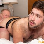 Bear-Films-Rusty-McMann-and-John-Pucker-Daddy-Bareback-Fucking-Younger-Cub-Video-10-150x150 Ginger Daddy Bareback Fucking A Hairy Chubby Cub