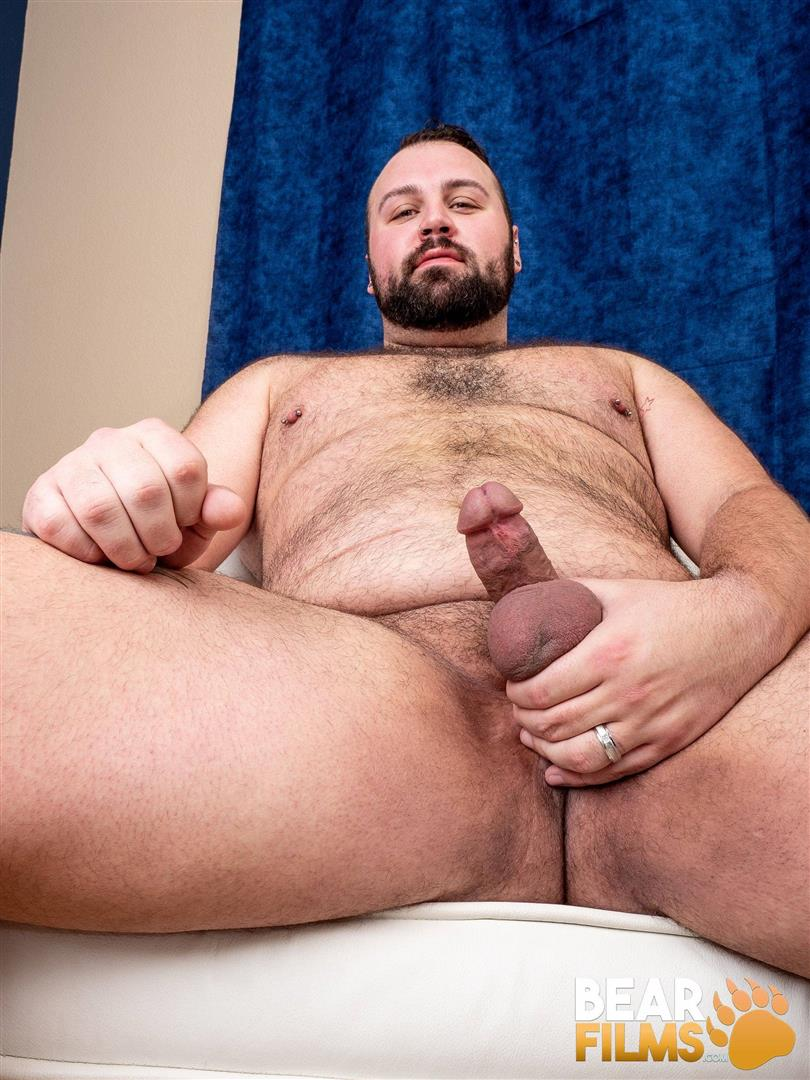 Bear-Films-Rex-Blue-and-John-Thomas-Chubby-Hairy-Bear-Getting-Fucked-Bareback-Video-36 Bear Films: John Thomas Barebacks Hairy Chubby Bear Rex Blue
